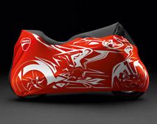 Ducati Panigale motocicleta lona protectora funda cubierta rojo