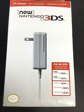 Official Nintendo AC Adapter Charger for 3DS / 3DS XL / 2DS / 2DS XL