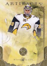 10-11 Artifacts Ryan Miller /35 GOLD Sabres 2010