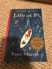 Life of Pi by Yann Martel (2002)