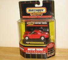Matchbox Texaco 2000 Ford T-Bird Concept