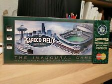 Ticket Souvenir Oversize Safeco Field Inaugural Game 7/15 1999 Seattle Mariners