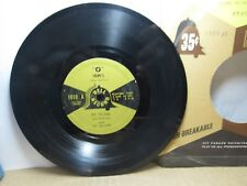 Old 78 RPM Record - Bell 1010 - Sy Oliver - O / I'm Walking Behind You
