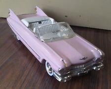 Jim Beam Decanter Pink 59 Cadillac... No Box.