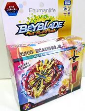 Original Takara Tomy Beyblade B-48 Starter Xeno Xcalibur. M.I Attack Burst