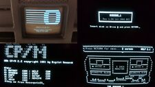 Osborne 1 / 1A System/bootdisk 5 DISKS CP/M,Help,Mbasic,SuperCalc,Wordstar,etc.