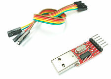 Converter USB RS232 Dtr And Cts 5V/3.3V Serial Adaptor CP2102 FTDI232