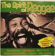 THE SPIRIT OF REGGAE - 2 CD - POLYMEDIA RECORDS SAMPLER