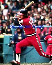 Rick Manning 1975-83 Cleveland Indians 1983-87 Brewers Color  8x10 B