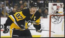 CANADA # 2942.06- SID CROSBY HOCKEY STAMP on FIRST DAY COVER