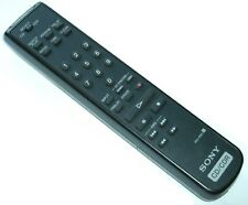 SONY REMOTE CONTROL RM-R50 CD/CDR