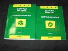 1998 Chrysler Sebring/Avenger Shop Manual 2Vol