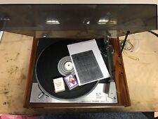 Vintage Goldring Lenco GL75 transcription pour Platine-Swiss Made