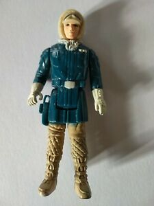 Vintage Star Wars Kenner HOTH HAN SOLO HK COO Light Brown Leg Flesh Pink Face