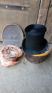 Ancien Chapeau haut de forme 56