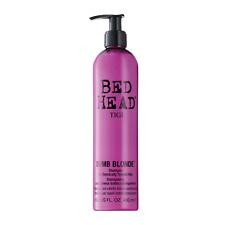 TIGI Bed Head Dumb Blonde Traités Cheveux Shampooing 400ml