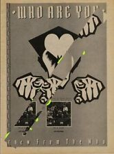 Who The LP advert Creem magazine 1978