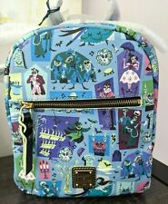 DISNEY The Haunted Mansion Mini Backpack by Dooney & Bourke NWT  **QUICK SHIP**