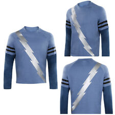 Wanda Vision-Quicksilver Cosplay Costume Outfits Halloween Carnival Suit