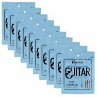 10 PACK Orphee-RX19 REGULAR SOFT (.011-.050)ELECTRIC GUITAR STRINGS 10 Set C5S9