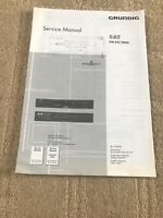 Grundig SAT STR 622 TWIN Service Manual  For Video Player