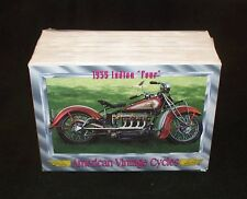 AMERICAN VINTAGE CYCLES Series 1  Complete Card Set   Indian, Harley-Davidson