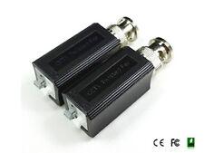 HD Video Balun HD-CVI TVI AHD & CVBS Video up to 440m (PAIR) push pin terminal