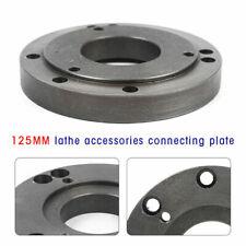 Cnc Small Lathe Connecting Plate 125mm For Wm210v G Wm180v Wm210v Lathe Metal