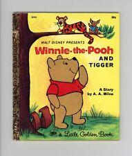 Winnie The Pooh And Tigger - Beautiful Unread File Copy - Walt Disney 1968
