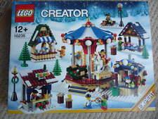 LEGO CREATOR - 10235 - WINTER VILLAGE MARKET - BRAND NEW & SEALED  - RETIRED
