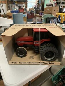 ERTL Case IH tractor w/mechanical front drive  , special edition 1987 1/16 scale