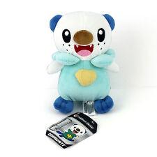 Pokemon Plush Black & White Soft Stuffed Animal Oshawott Mijumaru Water Toy Doll