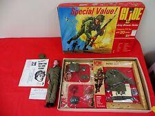 1964 VINTAGE GI JOE JOEZETA 1968 #7549.83 SPECIAL VALUE ARMY ADVENTURE PACK