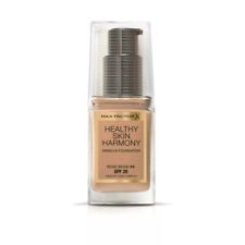 2 x Max Factor Healthy Skin Harmony Miracle Foundation - Rose Beige 65