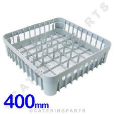 400 x 400 lavabicchieri lavastoviglie 400mm Piastra quadrata cremagliere
