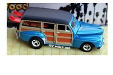 '02 100% Hot Wheels Wild Wood 1948 Ford