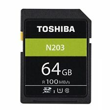 Toshiba 64gb N203 Class 10 SD Card