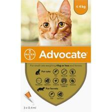 Advocate for Cats Under 4 kg (8.8 lbs)