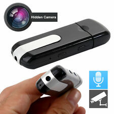 HD Mini Hidden Spy Camera USB Video Recorder Motion Detection DVR Cam Camcorder