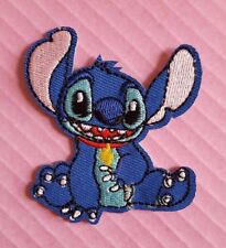 Cute Lilo and Stitch Character Iron on patch / Applique / Badge - Stitch