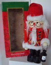 Vintage Kurt Adler Nutcracker Santa Mib