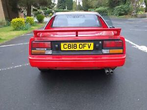1986 Toyota MR2 Sports 2dr Coupe Petrol Manual