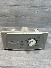Whirlpool Dehumidifier Ad25Dss0 Part Control 884187B