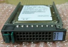 """Fujitsu Primergy TX120 2.5"""" 500GB SATA 5.4K Festplatte HDD in Caddy P/N 0A70395"""