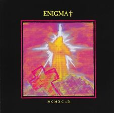 ENIGMA - MCMXC a.D. CD ~ NEW AGE / AMBIENT / ELECTRONICA ~ MCMXCAD *NEW*