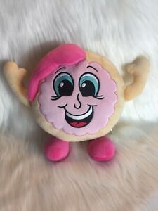 WHIFFER SNIFFERS Phil O'Jelly Plush Stuffed Animal Strong Strawberry Scent