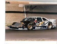 Autographed Lyn St. James Trans-Am  Racing Photograph