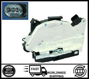 Rear Left Door Lock Mechanism Actuator FOR Seat Ibiza, Skoda Superb, Fabia