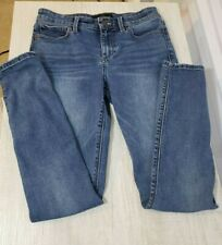 Lucky Brand Jeans Woman Size 4 27 AVA Skinny Medium Wash Mid Rise