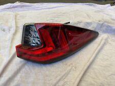 Lexus RX 450H, right rear, led light